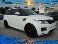 Recent Arrival! 2014 Land Rover Range Rover Sport 3.0L