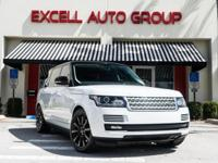 Introducing a 2014 Land Rover Range Rover Supercharged