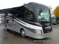 New 2014 Legacy SR Class A Motorhome 340 BH by Forest