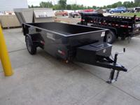 (989) 607-4841 ext.130 5' x 10' Open Dump Trailer For