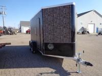 (989) 607-4841 ext.642 7' x 15' Enclosed Aluminum