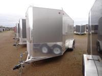 (989) 607-4841 ext.303 7' x 17' Enclosed Aluminum
