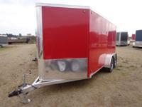 (989) 607-4841 ext.295 7' x 17' Enclosed Aluminum