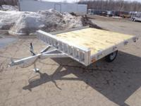 (989) 607-4841 ext.381 7' x 8' Open All Aluminum ATV