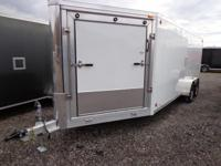 (989) 607-4841 ext.636 7' x 23' Enclosed Aluminum