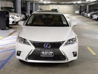LOW MILES-ONE OWNER!!  Hybrid! Save the Planet! Come to