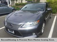 **LEXUS FACTORY CERTIFIED**, **BACK UP CAMERA**,