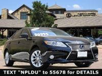 Excellent Condition, CARFAX 1-Owner, L/ Certified, LOW