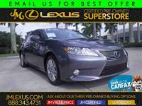 You are currently viewing a 2014 Lexus ES 350 at our