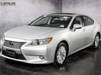 ***LEXUS CERITFIED*** and 2014 Lexus ES 350. Luxury