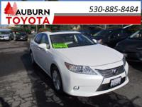 ONE OWNER, MOON ROOF, CRUISE CONTROL! This 2014 Lexus