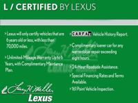 *This Lexus ES 350 Premium Package Has Everything You