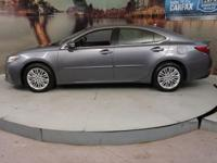 CARFAX One-Owner. Clean CARFAX. 2014 Lexus ES 350 FWD