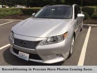 **LEXUS FACTORY CERTIFIED**, **HEATED AND VENTILATED