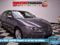 Options:  2014 Lexus Es 350 4Dr Sedan|Miles: