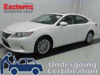 Options:  2014 Lexus Es 350 4Dr Sdn|White|2014 Lexus Es