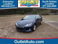 This 2014 Lexus ES 350 is offered to you for sale by