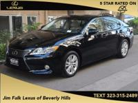 ONE OWNER!!  At Jim Falk Lexus of Beverly Hills, YOU'RE