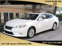 ONE OWNER!! It's time for Jim Falk Lexus of Beverly