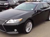 2014 Lexus ES 350. Lexus Certified. One owner-doesn't