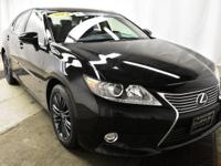 Check out this gently-used 2014 Lexus ES 350 we