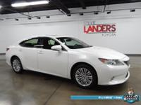 ES350, Navigation System, NuLuxe Interior, Power driver