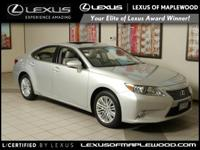 CARFAX 1-Owner  L/ Certified  LOW MILES - 37 802! ES