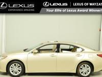 L/CERTIFIED BY LEXUS! 1 Owner! Equipped with Display