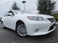 2014 Lexus ES350 !! Starfire Pearl with Parchment