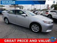 CARFAX One-Owner. Clean CARFAX. New Price! 2014 Lexus