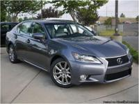 Lease 2014 Lexus GS 350 AWD For $469.00 Per Month, 24