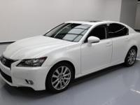 2014 Lexus GS with Premium Package,3.5L V6 DI