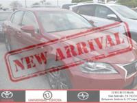Solid and stately, this 2014 Lexus GS 350 represents a