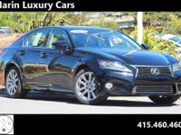 STUNNING 2014 LEXUS GS 350...CLEAN CARFAX....ONE
