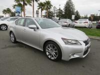 DRIVE FOREVER!! THIS LEXUS GS 350 COMES WITH A LIFETIME