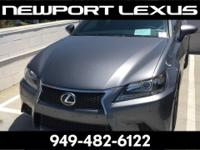 NAVIGATION, F-SPORT PACKAGE, Service Records Available,