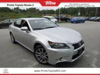 New Price! 2014 Lexus GS 350 in Silver. GS 350, 3.5L V6