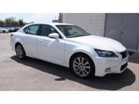 2014 Lexus GS 350. AWD. Navigation! Come to the
