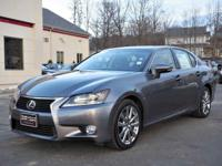 ** 2014 ** Lexus ** GS 350 ** All wheel drive ** GPS