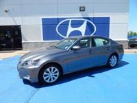We are excited to offer this 2014 Lexus GS 350. This