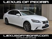 Options:  2014 Lexus Gs 350 Base|Carfax One-Owner.