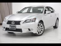 2014 Lexus GS 350 AWD Finished with Liquid Platinum