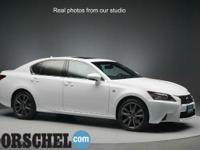 Options:  F Sport Package W/Cold Weather Package  Lexus
