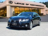 2014 Lexus GS 350 in Obsidian, SUNROOF / MOONROOF, L/