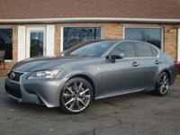 F Sport, Navigation, Back Up Camera, Rear Spoiler,