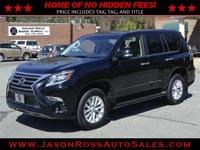 BEAUTIFUL 2014 LEXUS GX 460 4X4 w/NAVIGATION WITH ONLY