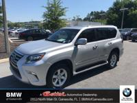 This 2014 Lexus GX 460 in Silver features: Clean