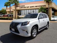 CARFAX 1-Owner, L/ Certified. GX 460 trim. NAV,