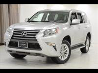 2014 Lexus GX 460 Finished with Tungsten Pearl exterior