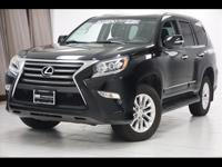 2014 Lexus GX 460 Finished with Black Onyx exterior and